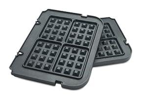 Cuisinart Griddler Waffle Plates (Black)