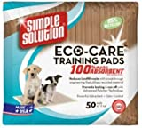Brampton Simple Solution ECO-CARE PUPPY TRAINING PADS 50 count