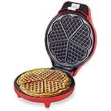 Beper, Macchina per Waffle a forma di cuore, rosso