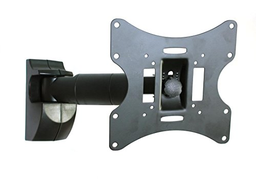 Slim TV Wall Mount for Flat Screens up to 42
