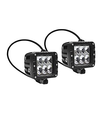 Aurora 2x3 Led Two-Pack-Driving Beam