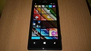Nokia Lumia 720 Smartphone Monobloc tout tactile Windows Phone 8 Go Noir