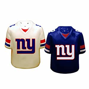New York Giants Gameday Salt and Pepper Shaker