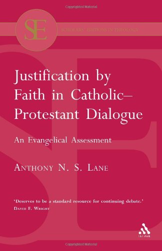 Justification by Faith in Catholic-Protestant Dialogue (Academic Paperback)