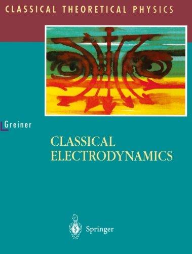 Classical Electrodynamics (Classical Theoretical Physics)