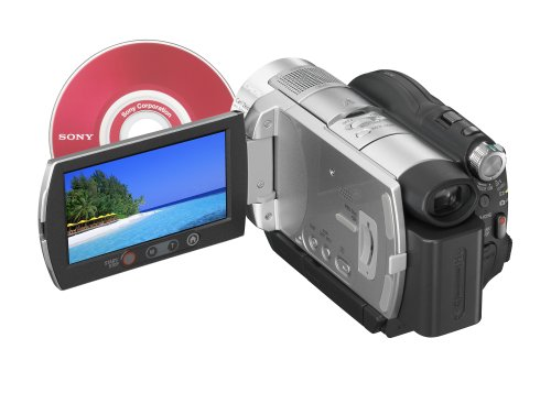 Sony HDR-UX7 6MP AVCHD DVD High Definition Camcorder with 10x Optical Zoom