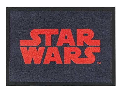 Star Wars Zerbino Rosso Logo 50 x 70 cm