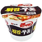 農心 ティギムウドンカップラーメン 111g■韓国食品■冷麺/春雨/ラーメン■農心