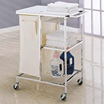 Chrome Laundry Station 63101