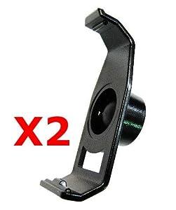 BKT200 x 2: Lot of 2 Garmin Nuvi 200 205W 250 255 260 265WT 275T 285W GPS Bracket Holder
