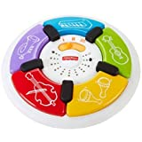 Fisher-Price Learn Motion Sensitive With Lights Baby Piano