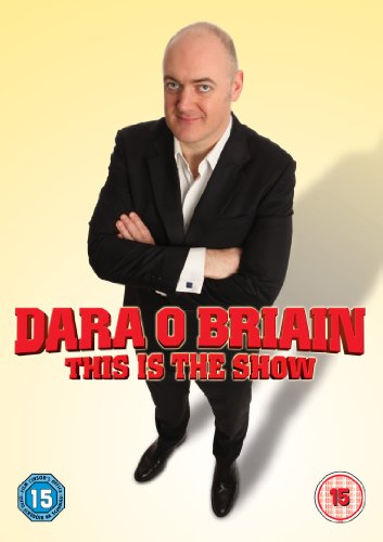 Dara O Briain - This Is the Show (Live) [DVD]