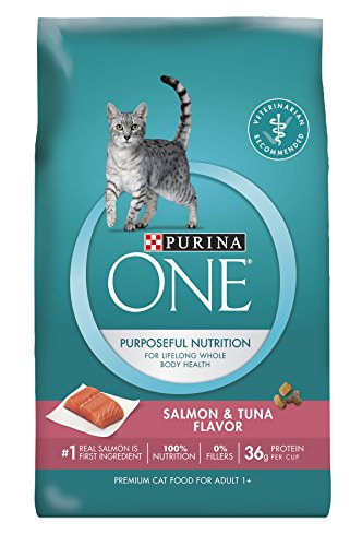 Purina ONE Smartblend Salmon & Tuna Flavor