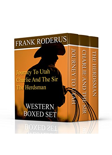 Frank Roderus Boxed Set by Frank Roderus ebook deal