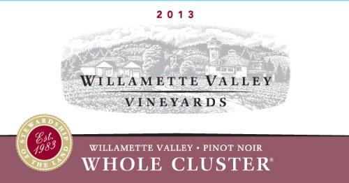 2013 Willamette Valley Vineyards Whole Cluster Pinot Noir