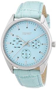 Esprit Damen-Armbanduhr glandora Analog Quarz Leder ES106262004