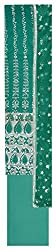 Hi Style Fashion Women's Net Unstitched Dress Material (Green)