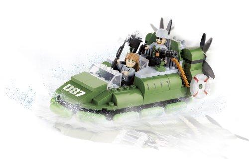 Cobi Small Army Hovercraft