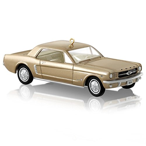 Hallmark 2014 1965 Ford Mustang Ornament