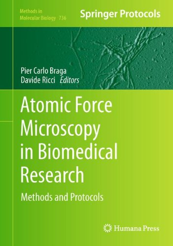 Atomic Force Microscopy In Biomedical Research: Methods And Protocols (Methods In Molecular Biology)