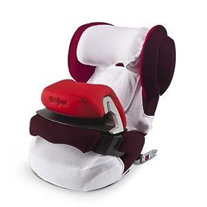 Cybex Juno 2-fix/Juno-fix - Funda de verano para silla de coche marca Cybex