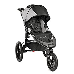 Baby Jogger Summit X3 Single - Black/Gray