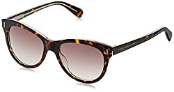 Marc By Marc Jacobs Cat Eye Sunglasses (Tortoise) (MMJ-434/S-KRZHA_53)