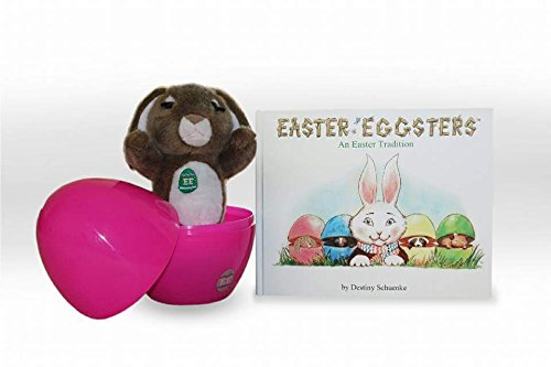Easter Eggsters: An Easter Tradition (Pink Bunny)