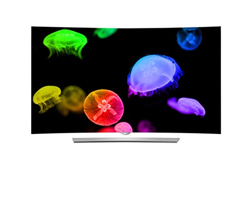 LG Electronics 65EG9600 65-Inch 4K Ultra HD 3D Curved Smart OLED TV (2015 Model)