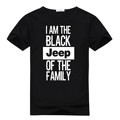 Women's T-Shirt Jeep of the Family Printing