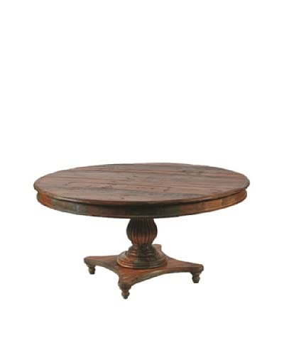 MOTI Rainforest Small Round Dining Table