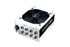 FirePower Silencer MK III 1200W 80Plus Platinum Metallic Aviation Sem-Modular ATX PC Power Supply PPCMK3S1200, formerly PC Power & Cooling from Firepower Technology