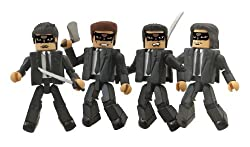 Diamond Select Toys Kill Bill Minimates: Crazy 88 Box Set