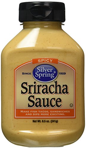 Silver Spring Sriracha Sauce (Fish Taco Sauce compare prices)