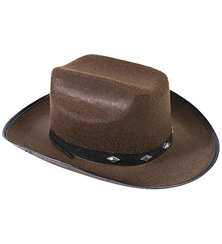Brown Western Cowgirl Hats Funny
