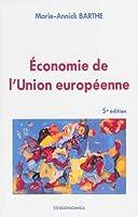 Économie de l'Union Europeenne, 5e ed.