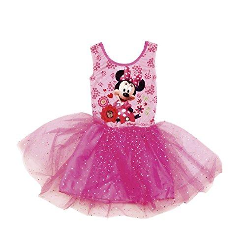 Minnie Maus - Abito - ragazza Rosa rosa 92