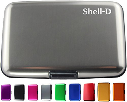9 cracking good reasons to use your credit card instead of cash shell d rfid aluminum wallet credit card holder prevent electronic scan theft cool slim design for men women 100 money back guarantee gray reheart Image collections