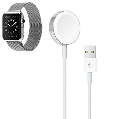 Wireless Charging Cradle Charger Dock for Apple Watch (2015)