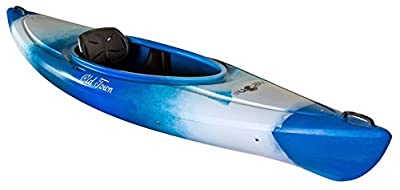 01.4045.1040 Old Town Canoes & Kayaks Heron 9 Recreational Kayak from Johnson Outdoors Watercraft