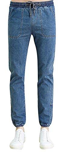 goewa-mens-summer-fashion-slim-fit-tapered-leg-denim-jeans