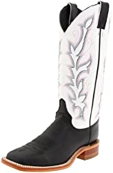 Justin Boots Women's Square-toe Bent Rail Boot