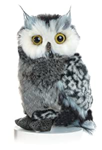 """Aurora World 9"""" Barney Owl by Aurora World, Inc."""