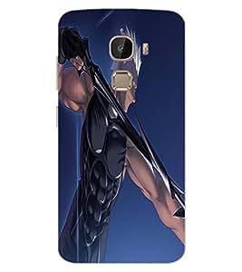 ColourCraft The Archer Design Back Case Cover for LeEco Le 2 Pro
