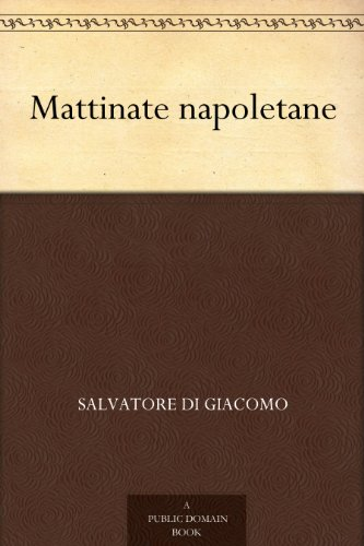 Mattinate napoletane PDF