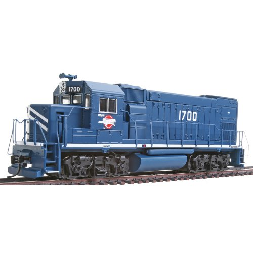 Walthers PROTO 1000 HO Scale Diesel EMD GP15-1 Powered - Missouri Pacific #1700