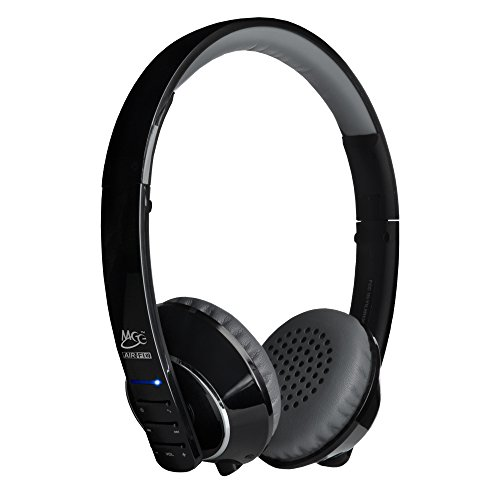 Meelectronics Air Fi Runaway Bluetooth Stereo Wireless + Wired Headphones With Microphone