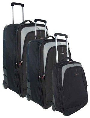 Antler duolite 3 piece luggage set
