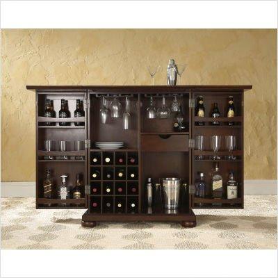 Review Home Bar Designs Buy Alexandria Expandable Home