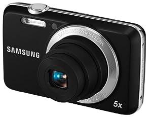 Samsung ES81 (12 Megapixel, 5-fach opt. Zoom, 6 cm (2,3 Zoll) Display, 27 mm Weitwinkel, bildstabilisiert) schwarz baugleich ES80